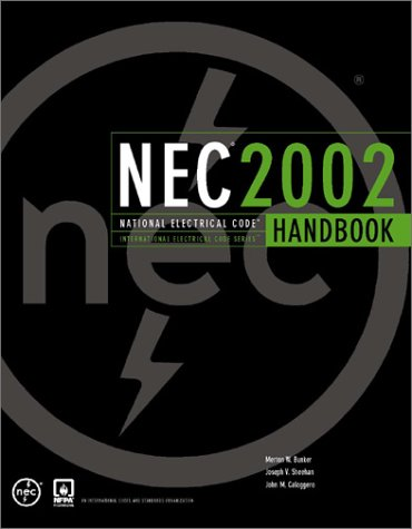 National Electrical Code 2002 Handbook 9780877654629