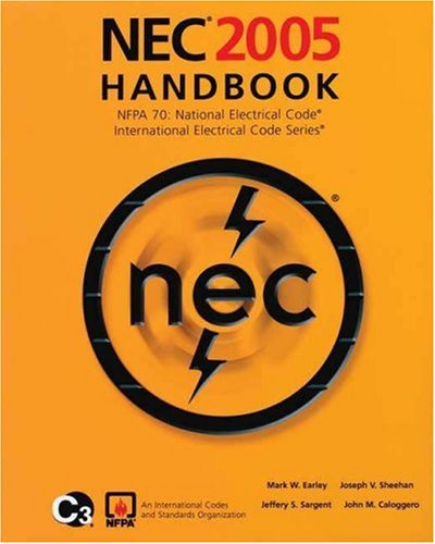 National Electrical Code 2005 Handbook 9780877656258