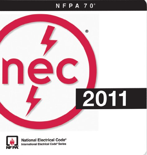 National Electrical Code 2011 9780877659150