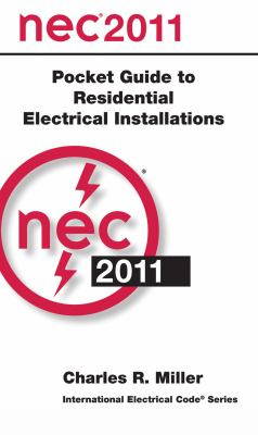 NEC Pocket Guide for Residential Electrical Installations 9780877659655