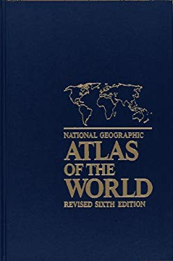 National Geographic Atlas of the World 9780870448348