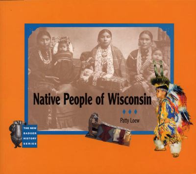 Native People of Wisconsin 9780870203480