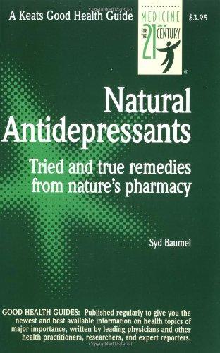 Natural Antidepressants 9780879839000