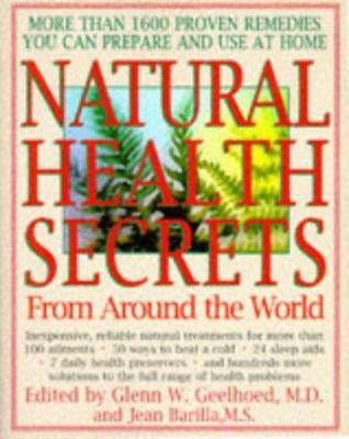 Natural Health Secrets from Around the World 9780879838058