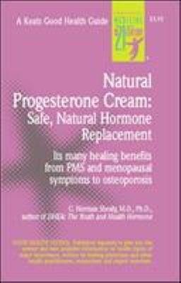 Natural Progesterone Cream 9780879838898