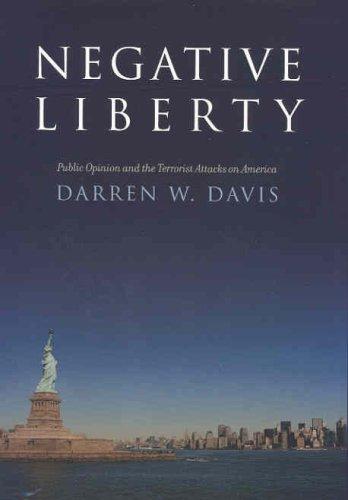 Negative Liberty: Public Opinion and the Terrorist Attacks on America 9780871543226