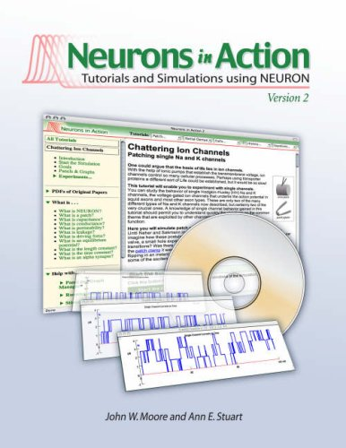 Neurons in Action Version 2: Tutorials and Simulations Using NEURON [With CDROM] 9780878935482