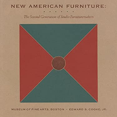 New American Furniture: The Second Generation of Studio Furnituremakers 9780878463152