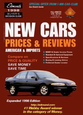 New Cars 9780877596295