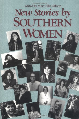 New Stories by Southern Women 9780872496347