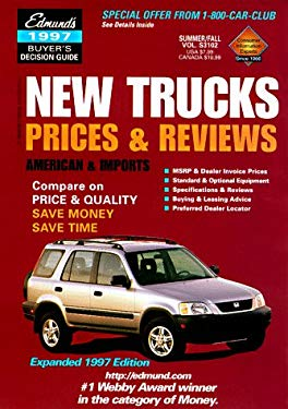 New Trucks Prices and Reviews: American and Import 9780877596264