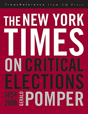 New York Times on Critical Elections 9780872899599