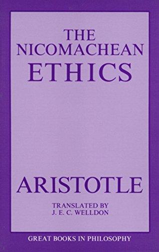 Nicomachean Ethics 9780879753788