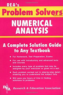 Numerical Analysis Problem Solver 9780878915491