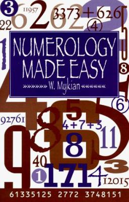 Numerology Made Easy 9780879803766