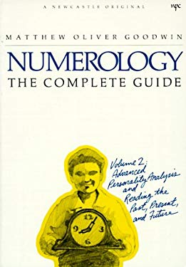 Numerology, the Complete Guide: Volume 2 9780878770540