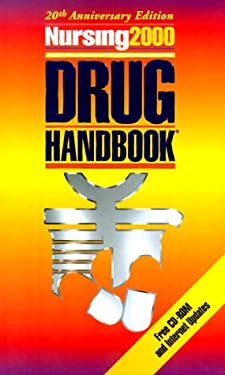 Nursing 2000 Drug Handbook (Book with Mini CD-ROM for Windows) [With CDROM]