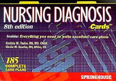 Nursing Diagnosis Cards 9780874348545