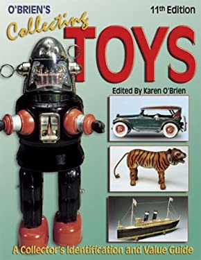 O'Brien's Collecting Toys 9780873496520