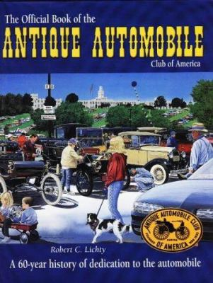 Official Book of the Antique Automobile Club of America 9780873414814