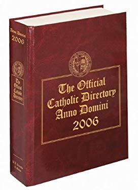 Official Catholic Directory 9780872173682