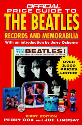 Official Price Guide to the Beatles 9780876379400