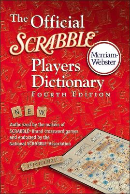 Official Scrabble Players Dictionary 9780877799030