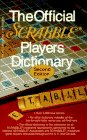 Official Scrabble Players Dictionary 9780877799085
