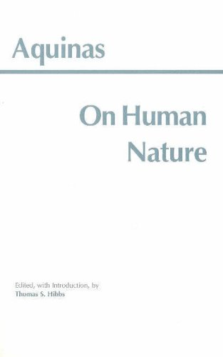 On Human Nature 9780872204546