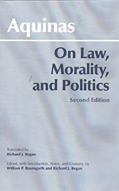 On Law, Morality, and Politics 9780872206632