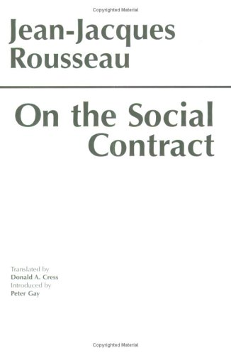 On the Social Contract 9780872200685