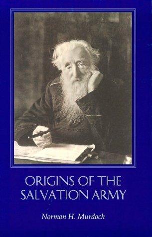 Origins of Salvation Army 9780870499555