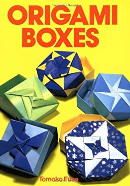Origami Boxes 9780870408212