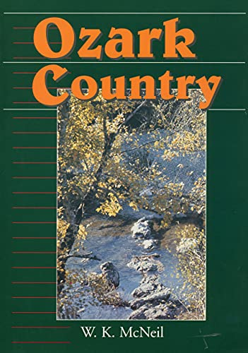 Ozark Country 9780878057290