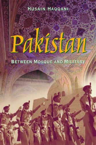 Pakistan: Between Mosque and Military 9780870032141