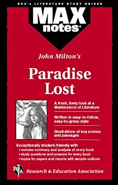 Paradise Lost (Maxnotes Literature Guides) 9780878919925