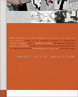 Perfect Acts of Architecture 9780870700392