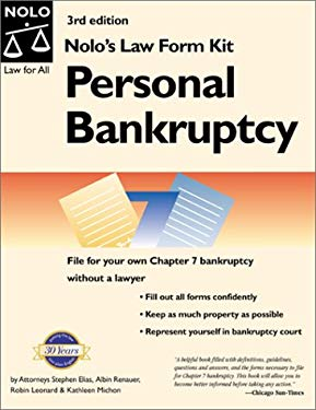 Personal Bankruptcy 9780873375467