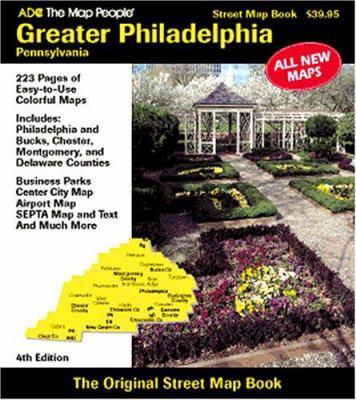 Philadelphia, PA Greater Atlas 9780875303857