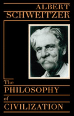 Philosophy of Civilization 9780879754037