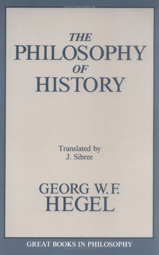 Philosophy of History 9780879756314
