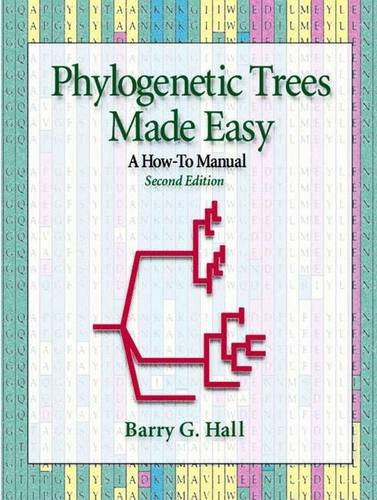 Phylogenetic Trees Made Easy: A How-To Manual 9780878933129
