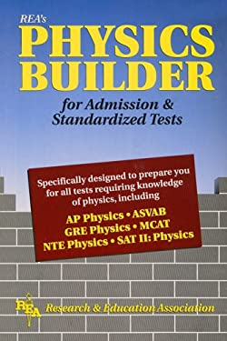 Physics Builder for Admission and Standardized Tests