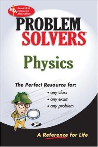 Physics Problem Solver 9780878915071