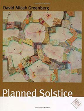 Planned Solstice: Poems 9780877458586