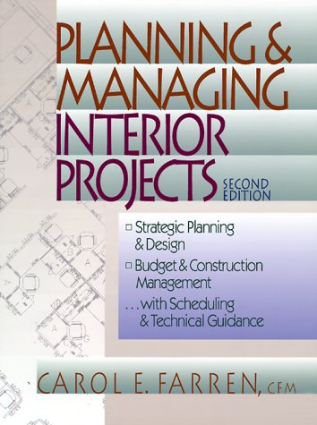 Planning & Managing Interior Projects 9780876295373
