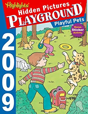 Playful Pets [With Stickers] 9780875343181