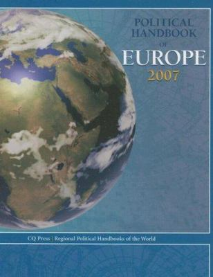 Political Handbook of Europe 9780872893603