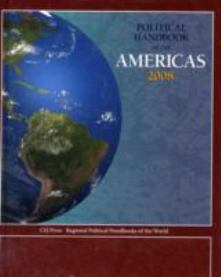 Political Handbook of the Americas 9780872899032