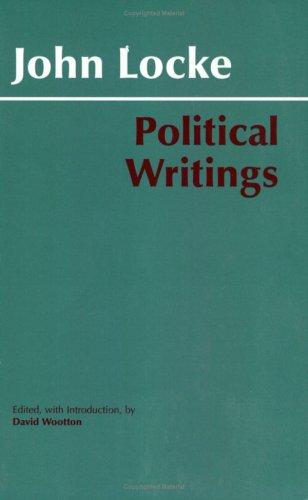Political Writings 9780872206762